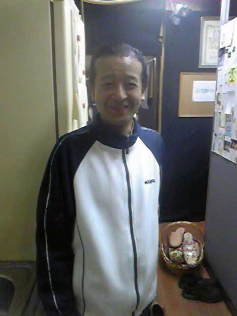 白井博之先生!
